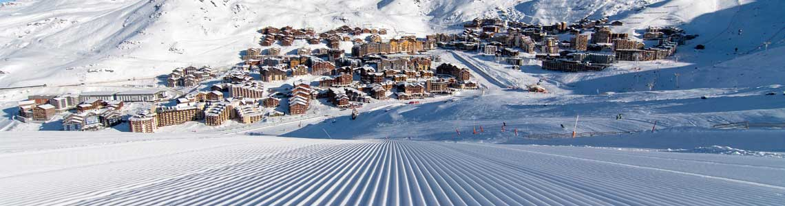 Why ski in Val Thorens this winter?