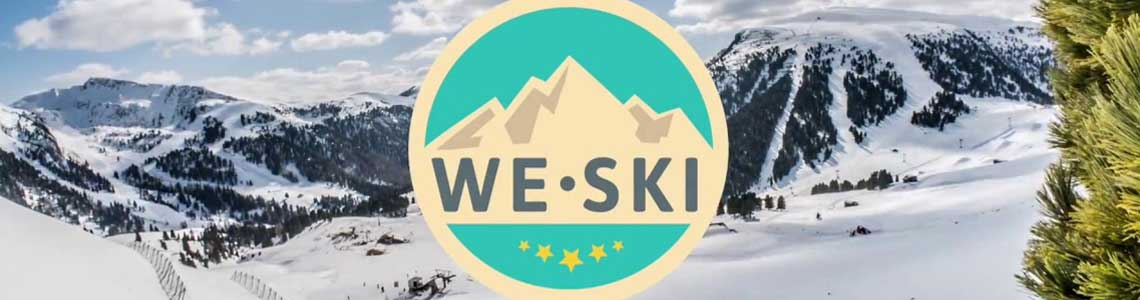 WeSki complete Ski API Technologies integration